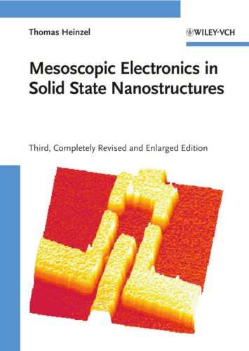 9783527409327: Mesoscopic Electronics in Solid State Nanostructures