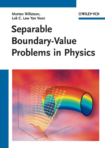 9783527410200: Separable Boundary-Value Problems in Physics