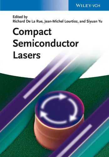 9783527410934: Compact Semiconductor Lasers