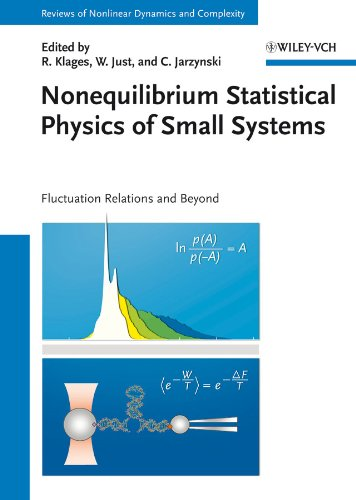 9783527410941: Nonequilibrium Statistical Physics of Small Systems: Fluctuation Relations and Beyond