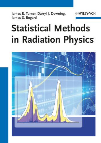 9783527411078: Statistical Methods in Radiation Physics
