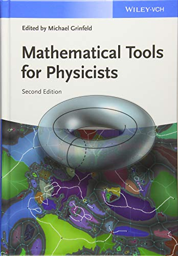 9783527411887: Mathematical Tools for Physicists (Encyclopedia of Applied Physics)