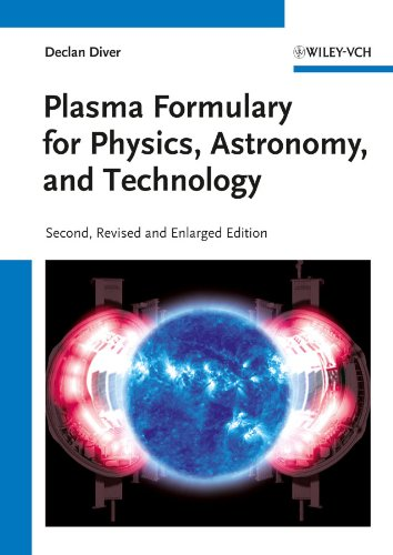 9783527411993: Plasma Formulary for Physics, Astronomy and Technology