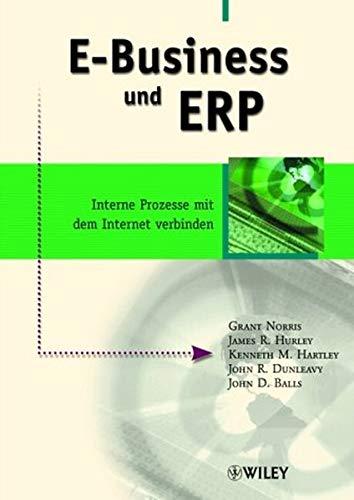 9783527500123: E-Business Und ERP Mit System Zum Erfolg