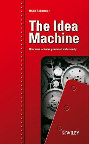 9783527501359: The Idea Machine