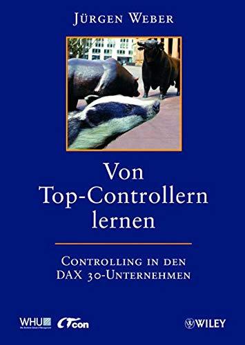 Von Top-Controllern lernen: Jürgen Weber