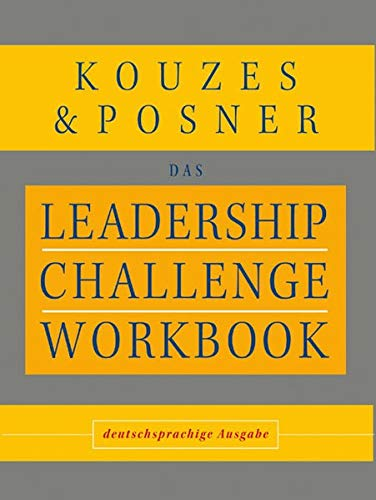 9783527503568: Leadership Challenge Workbook (German Edition)