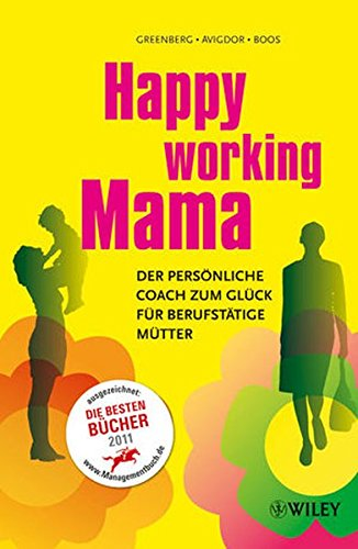 Happy Working Mama: Cathy L. Greenberg