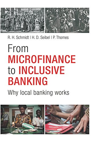 9783527508020: From Microfinance to Inclusive Finance: Why Local Banking Works