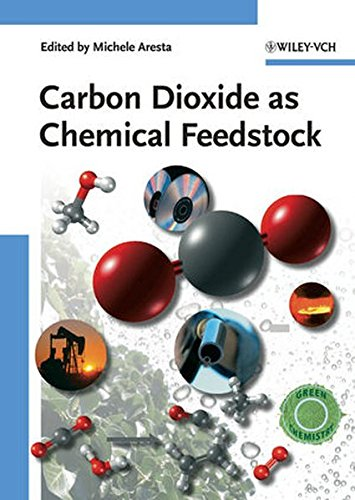 9783527629923: Carbon Dioxide as Chemical Feedstock