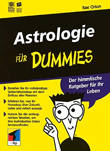 9783527700288: Astrologie Fur Dummies