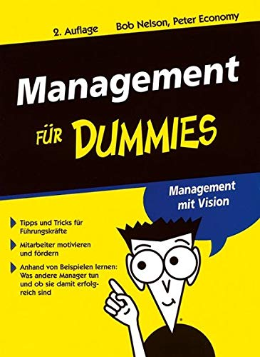 9783527700295: Management Fur Dummies