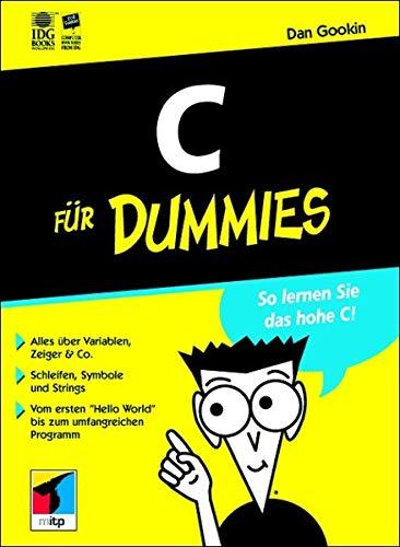 9783527700462: C für Dummies (German Edition)