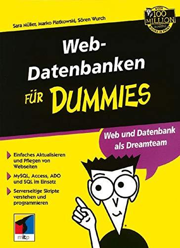 9783527700622: Webdatenbanken für Dummies (German Edition)