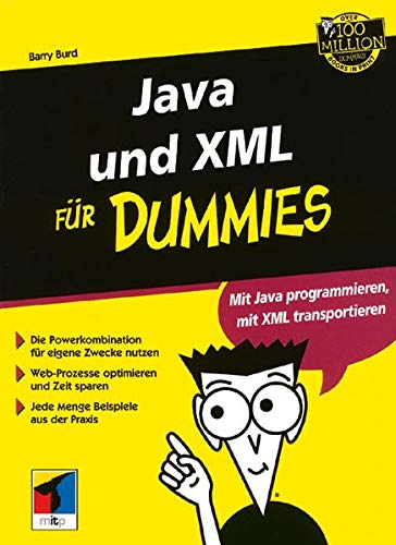 9783527700752: Java Und XML Fur Dummies