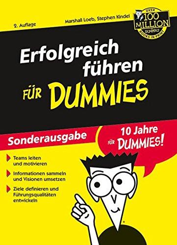 9783527700905: Erfolgreich F�hren f�r Dummies (Fur Dummies)