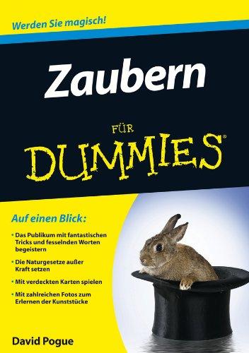 9783527700943: Zaubern für Dummies. Sonderausgabe (Fur Dummies)