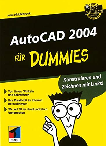 9783527701223: AutoCAD 2004 Fur Dummies