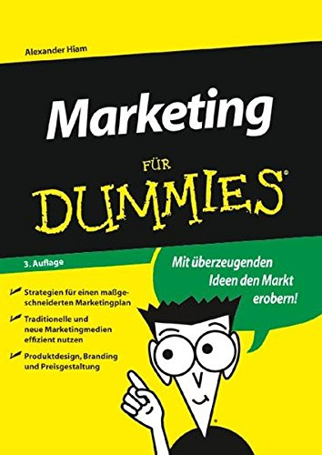 Marketing für Dummies (German Edition) (3527701524) by Hiam, Alexander