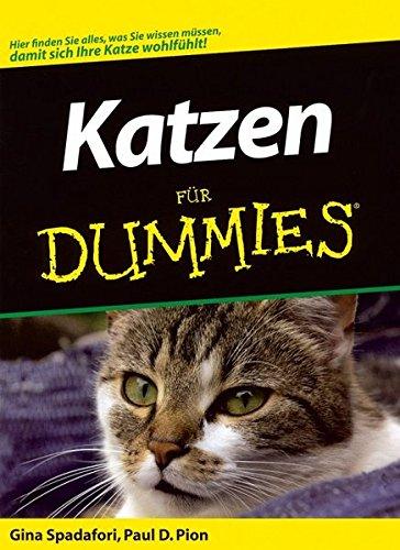 9783527701605: Katzen Fur Dummies