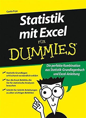 9783527701698: Statistik mit Excel für Dummies (German Edition)