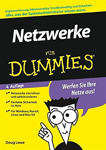 9783527702060: Netzwerke Fur Dummies