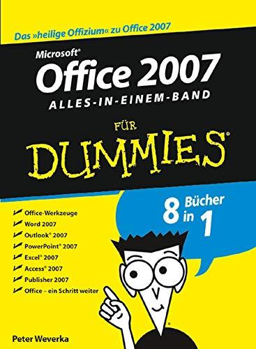 9783527702749: Office 2007 für Dummies. Alles-in-einem-Band (German Edition)