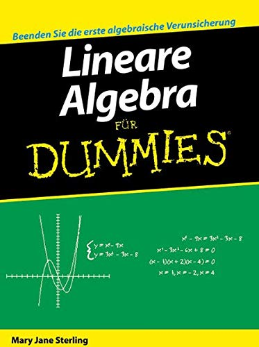 9783527703166: Lineare Algebra für Dummies (German Edition)
