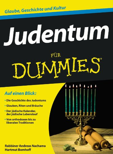 9783527703340: Judentum Fur Dummies (German Edition)