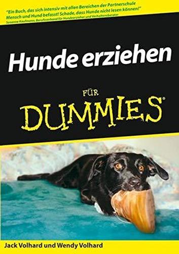 9783527703951: Hunde erziehen f�r Dummies: Sonderausgabe (Fur Dummies)