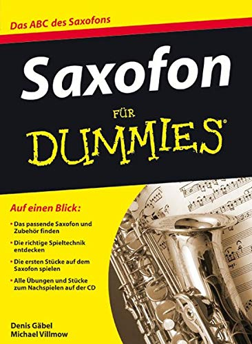 9783527704057: Saxofon Fur Dummies (German Edition)