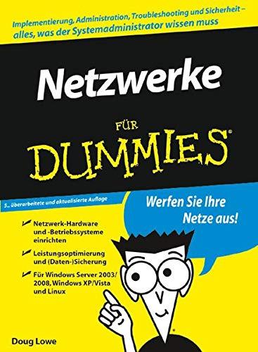 9783527704095: Netzwerke für Dummies (Fur Dummies)