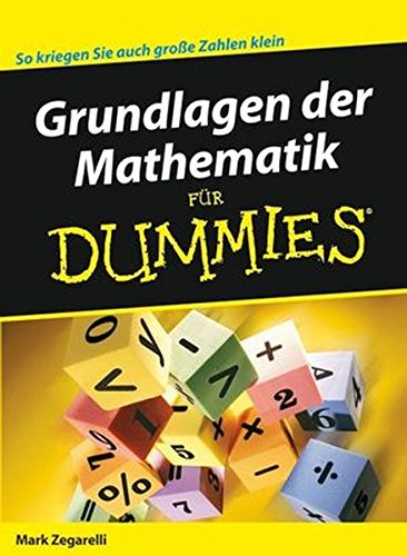 9783527704415: Grundlagen der Mathematik für Dummies (German Edition)