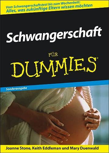 9783527704729: Schwangerschaft fur Dummies: Sonderausgabe