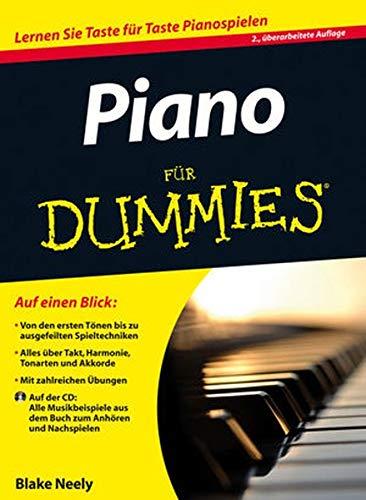 9783527704743: Piano für Dummies (Fur Dummies)