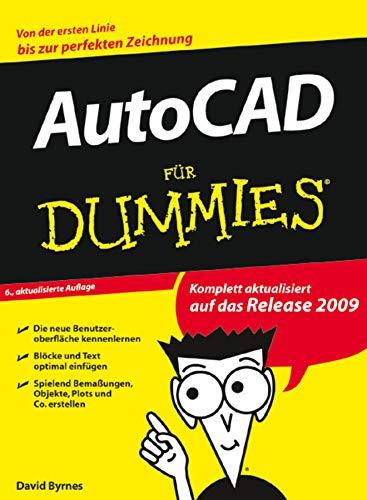 9783527704835: AutoCAD f�r Dummies: Die neue Benutzeroberfl�che kennenlernen (Fur Dummies)