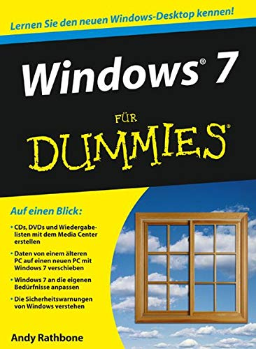 9783527705726: Windows 7 Fur Dummies