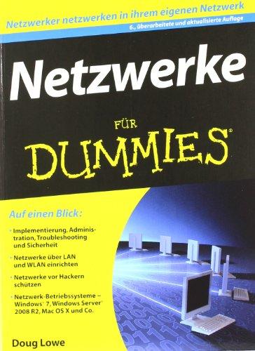 9783527705900: Netzwerke für Dummies (Fur Dummies)