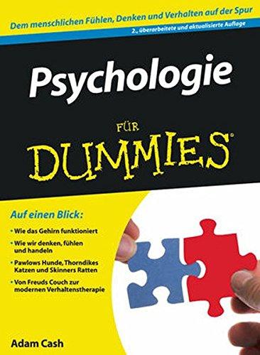 9783527706242: Psychologie Fur Dummies (Für Dummies)