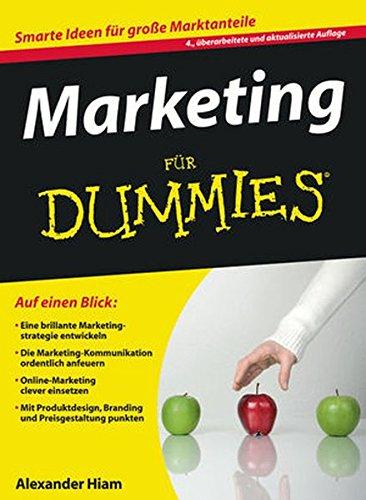 Marketing fur Dummies (F?r Dummies) - Hiam, Alexander