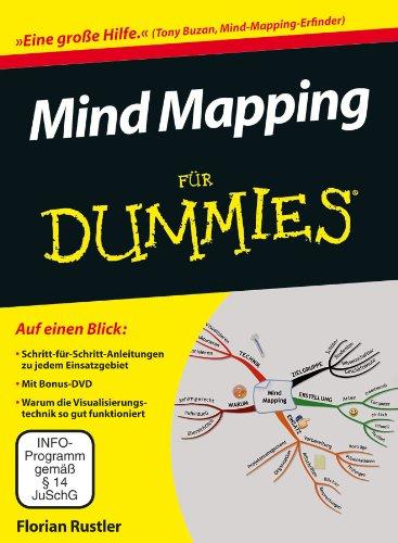 9783527706556: Mind Mapping f�r Dummies (Fur Dummies)