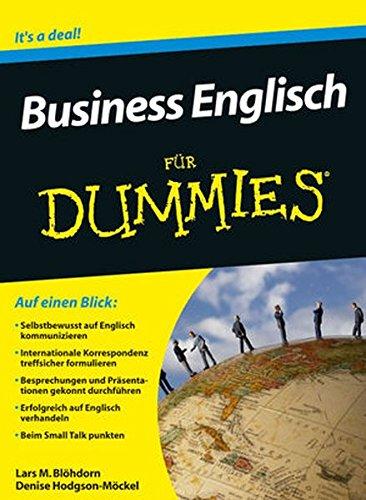 9783527706754: Business Englisch für Dummies (German Edition)
