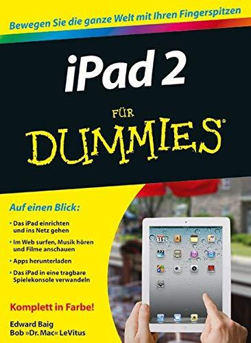9783527707010: iPad 2 Fur Dummies
