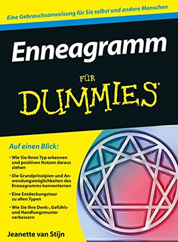 9783527707089: Enneagramm Fur Dummies