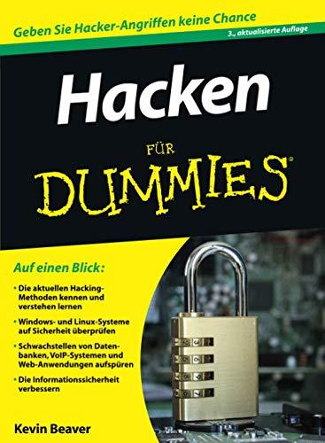 9783527708307: Hacken für Dummies (German Edition)