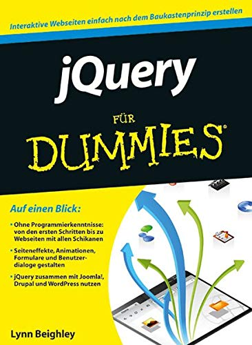 9783527708635: JQuery Fur Dummies