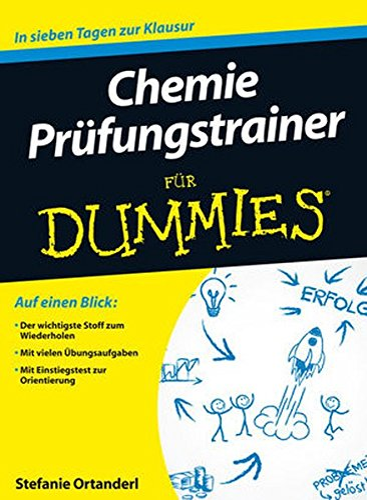 9783527708673: Chemie Fur Dummies Prufungstrainer (German Edition)