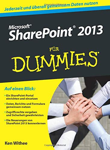 9783527709267: Microsoft SharePoint 2013 Fur Dummies