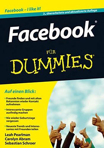 9783527709533: Facebook fur Dummies (Für Dummies) (German Edition)