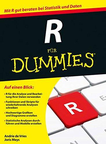 9783527709816: R Fur Dummies (German Edition)